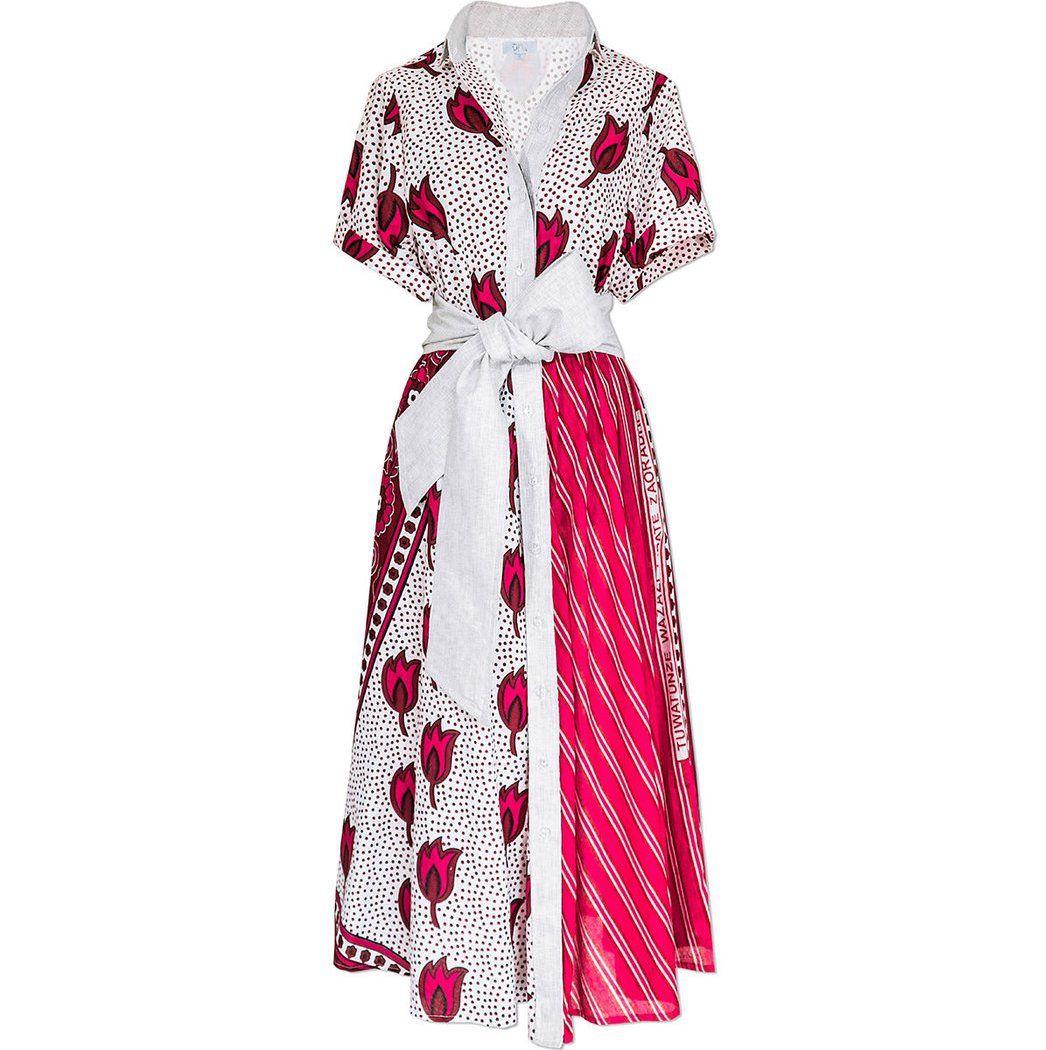 Doreen Mashika Tamu Dress