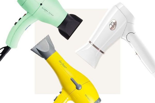 Different types of hair dryers