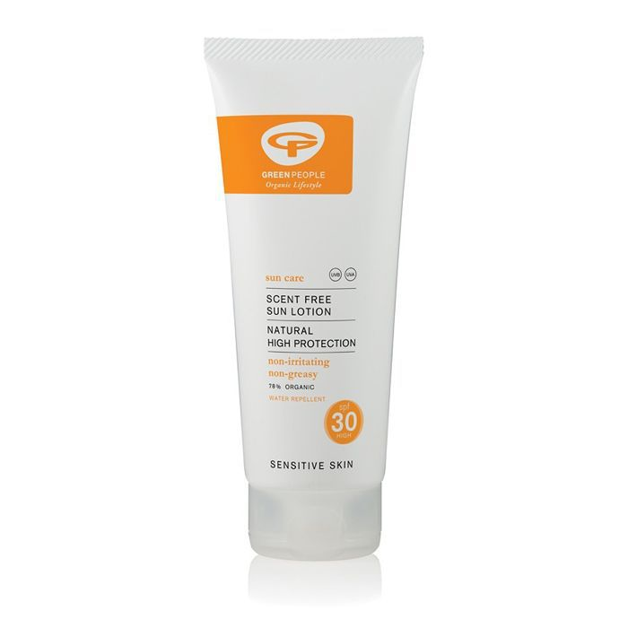 Green People Sun Lotion SPF 30 Scent Free