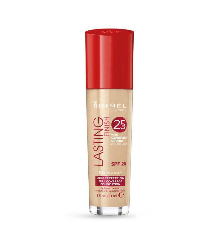 Best cheap makeup: Rimmel lasting finishing foundation