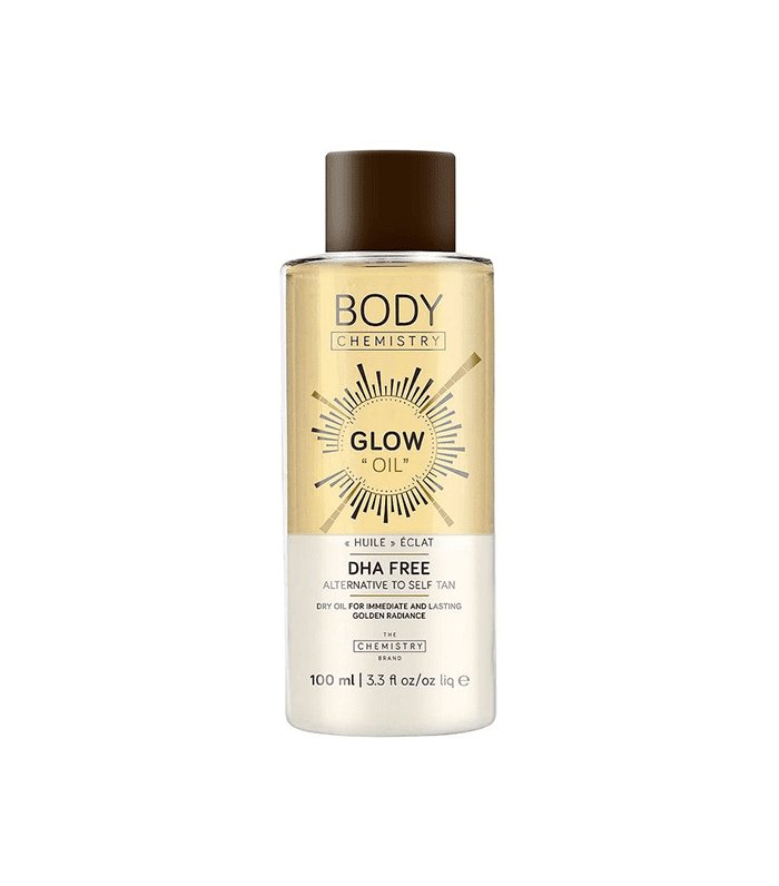 body chemistry glow oil - best self tanner