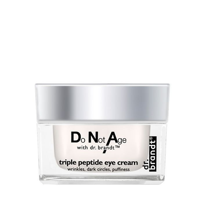 Do Not Age with Dr. Brandt Triple Peptide Eye Cream 0.5 oz/ 15 mL