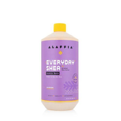 Everyday Shea Bubble Bath in Lavender ($15)