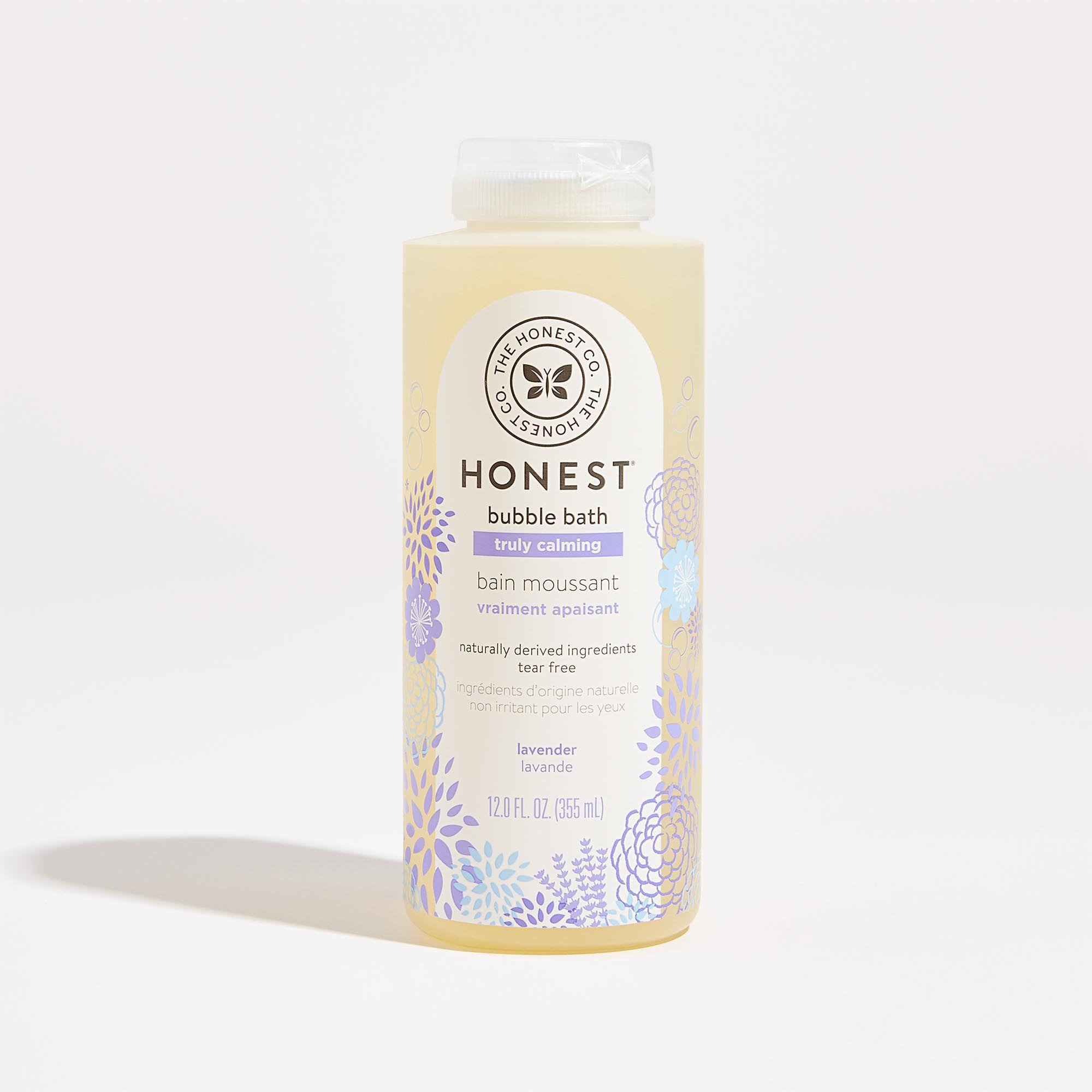 The Honest Company Truly Calming Bubble Bath Lavender