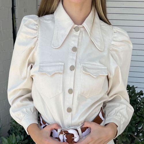 Pastiche Allegra Denim Shirt