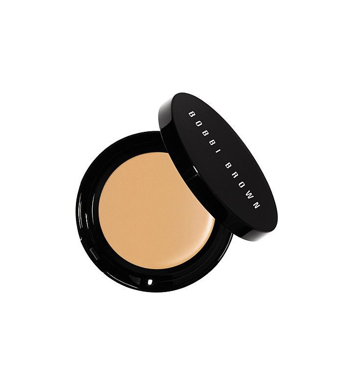 best foundation for oily skin: Bobbi Brown Long-Wear Even Finish Compact Foundation