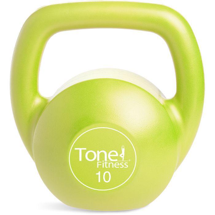 body weight set point: York Fitness Vinyl Kettlebell