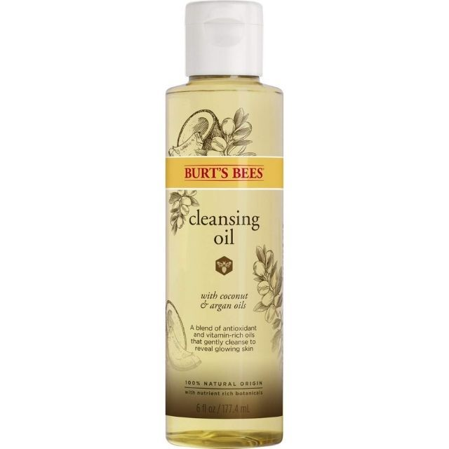 Burt's Bees 100% Natural Facial Cleansing Oil