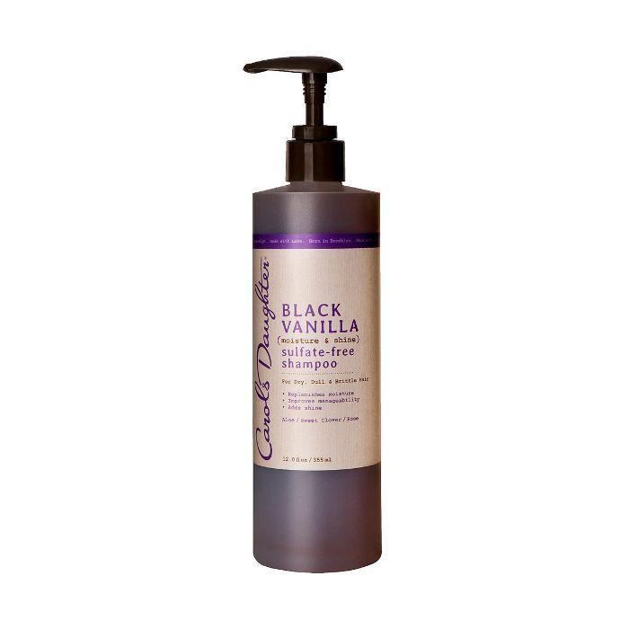 Carol's Daughter Black Vanilla Moisture & Shine Sulfate-Free Shampoo