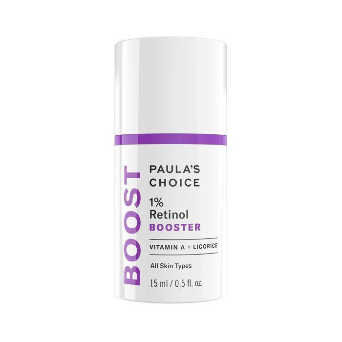 Best Over-the-Counter Retinol: Paula's Choice 1% Retinol Booster
