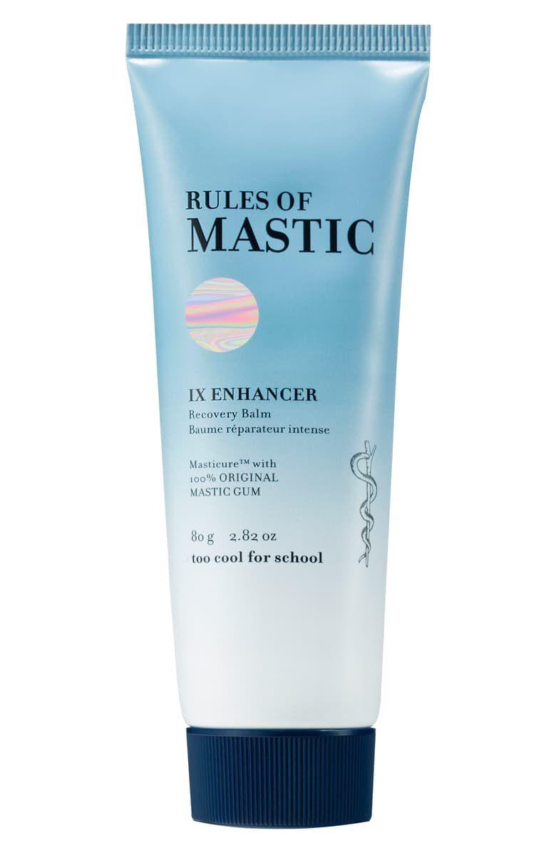 Rules of Mastic IX Enhancer