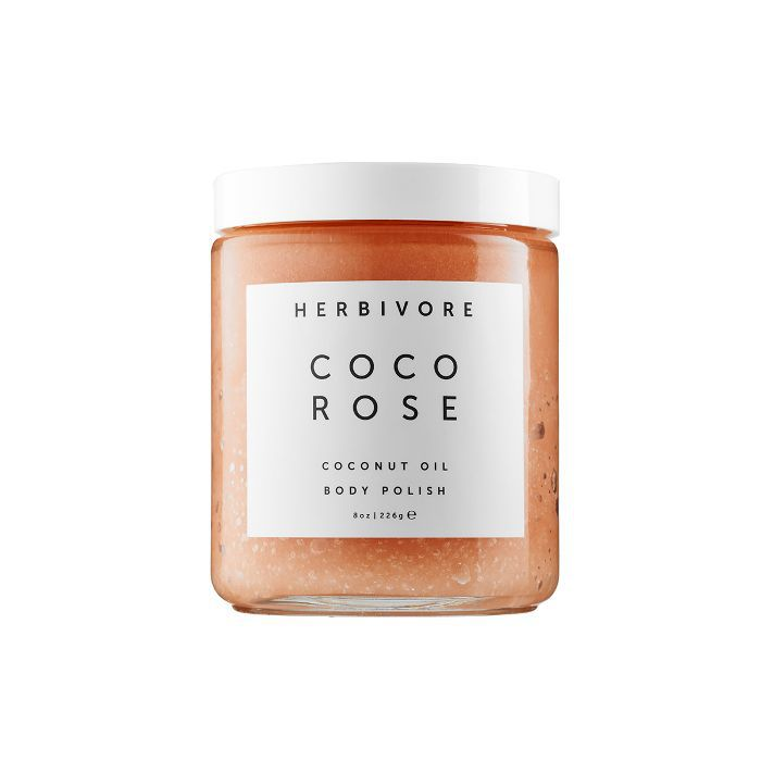 Coco Rose Coconut Oil Body Polish 8 oz/ 226 g