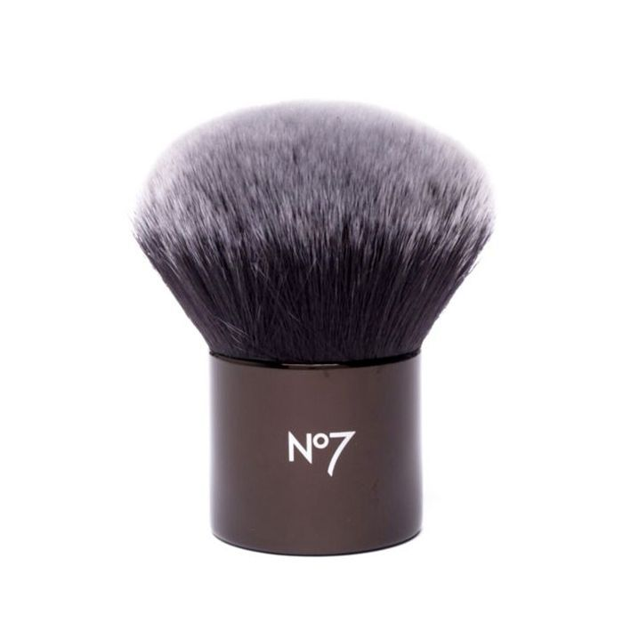 best makeup brushes: No7 Body & Face Brush