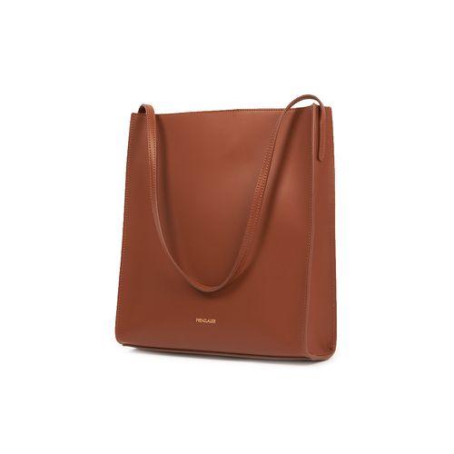 Fall Handbag Shapes Frenzlauer Tan Tote Bag