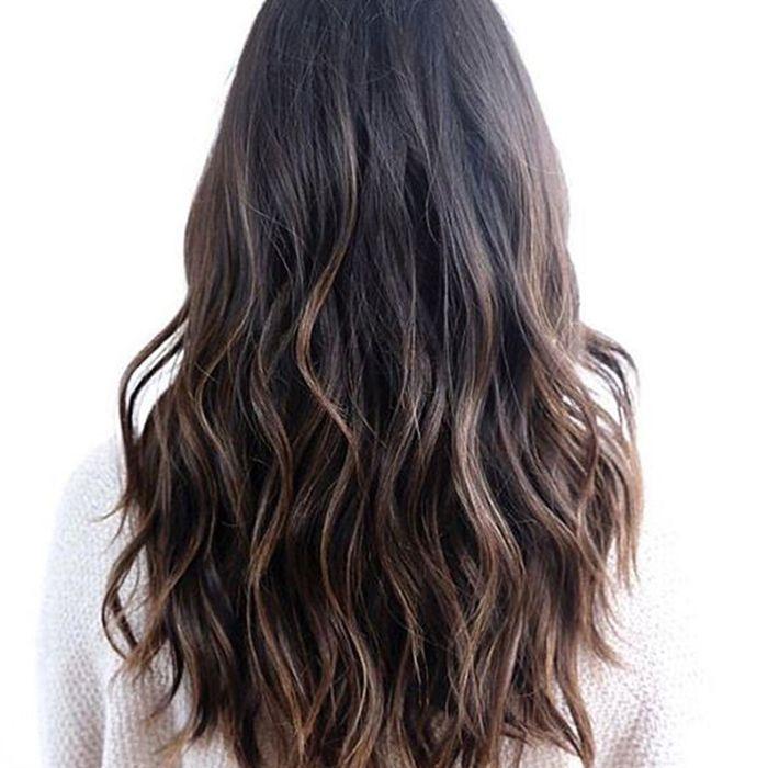lowlights for brown hair: stephen garrison