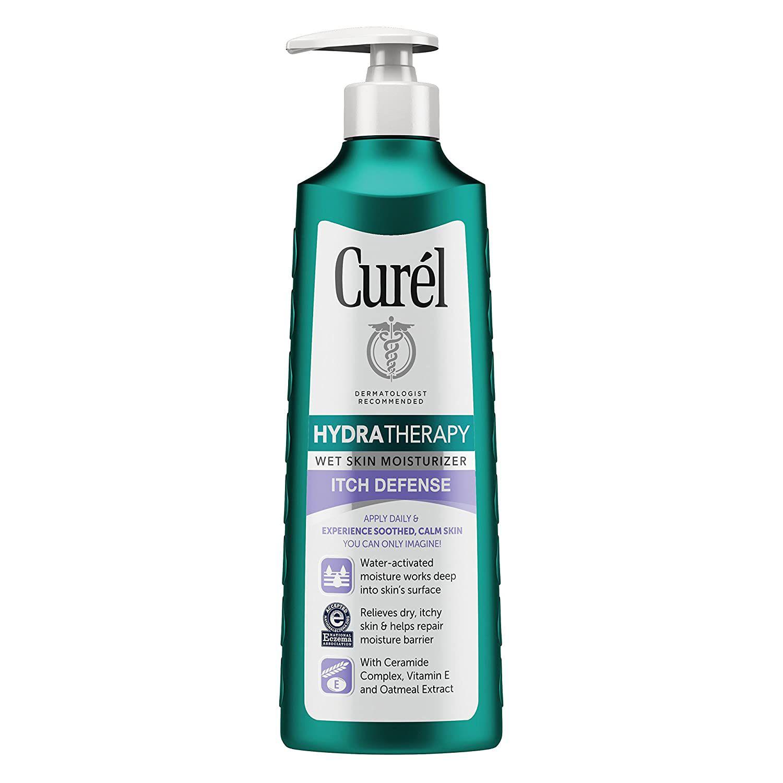 Curél Curél Hydratherapy Itch Defense Wet Skin Moisturizer