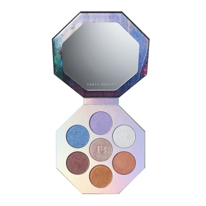 best eyeshadow palette: Fenty Beauty Killawatt Foil Freestyle Highlighter Palette