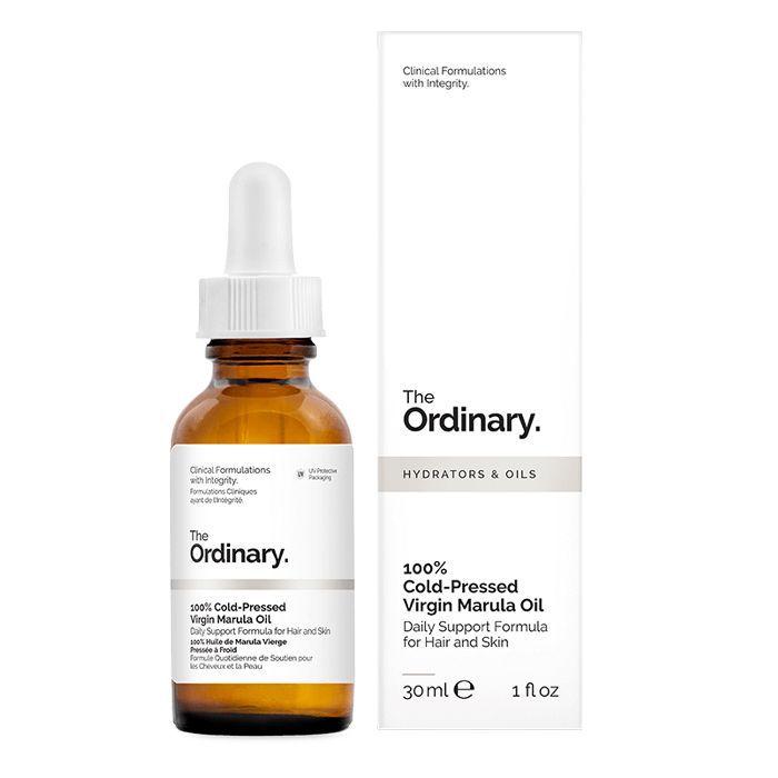 The Ordinary 100% Organic Cold-Pressed Virgin Marula Oil