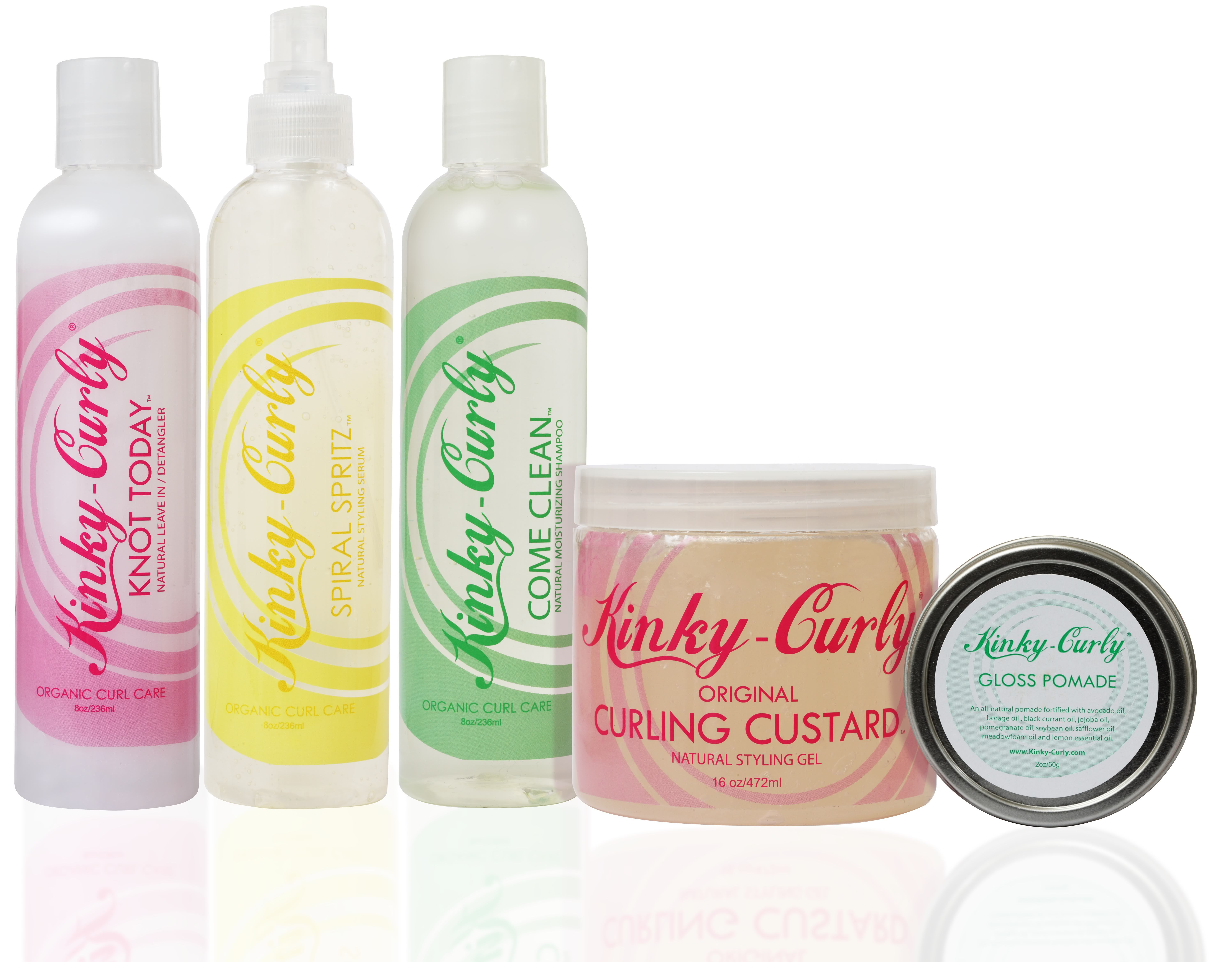 Review Of Kinky Curly Hair Products