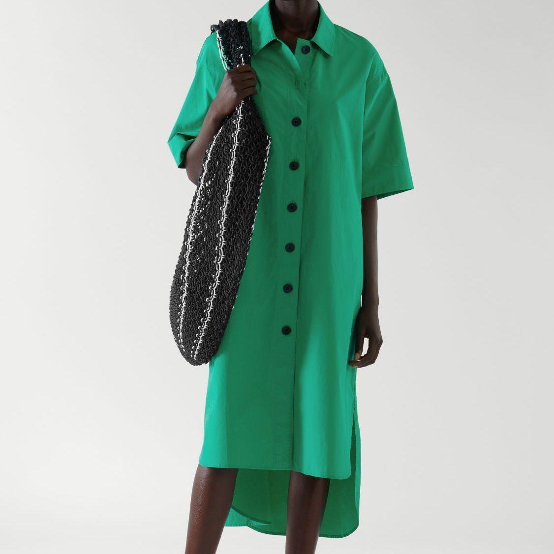 Cos A-Line Shirt Dress