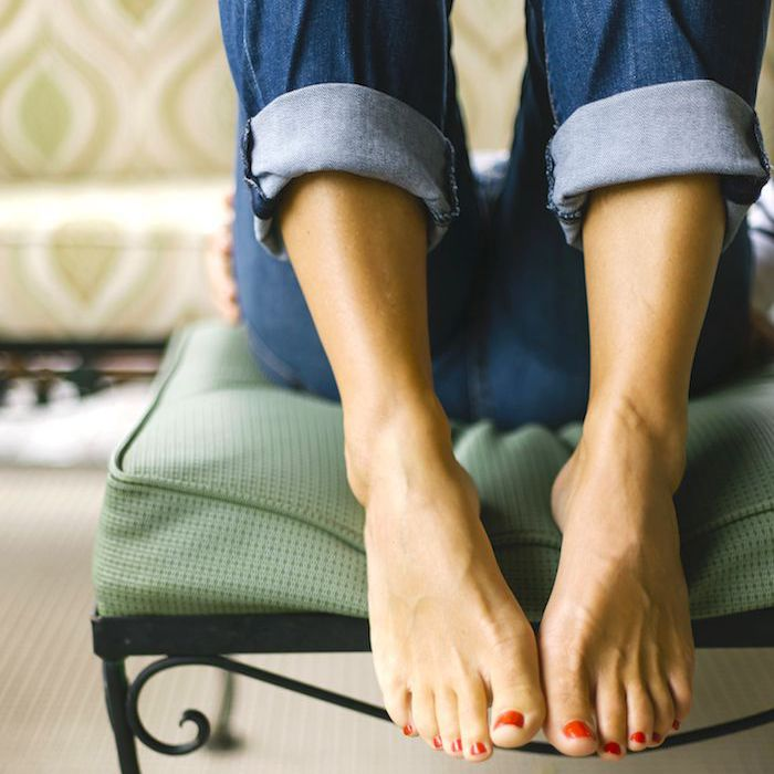 The Best At-Home Pedicure