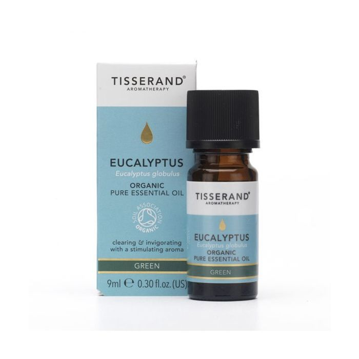 How to get rid of a cough: Tisserand Aromatherapy Oil Eucalyptus