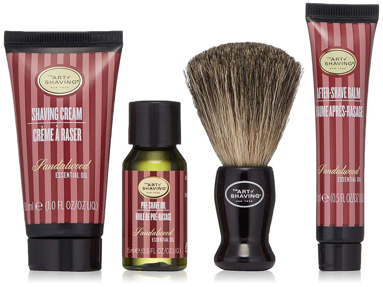 The Art of Shaving Sandalwood-Scented Essentials