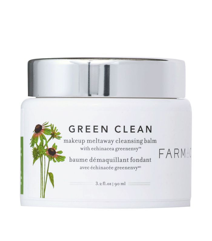 Best Cleanser for Dry Skin: FARMACY Green Clean