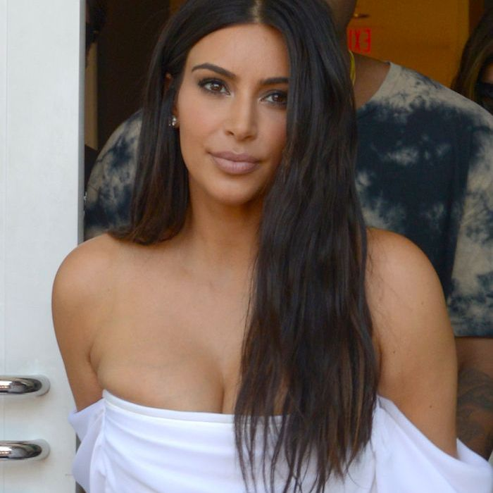 15 Times We Bowed Down To Kim Kardashian S Hair