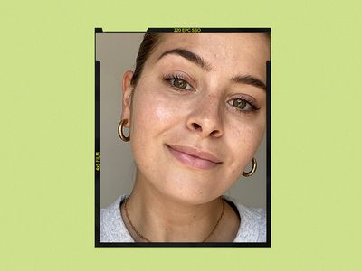 Boscia Cactus Water Moisturizer Results on Emily Algar