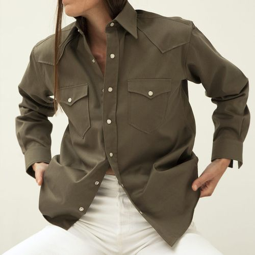 Marie Marot Marfa Western Shirt