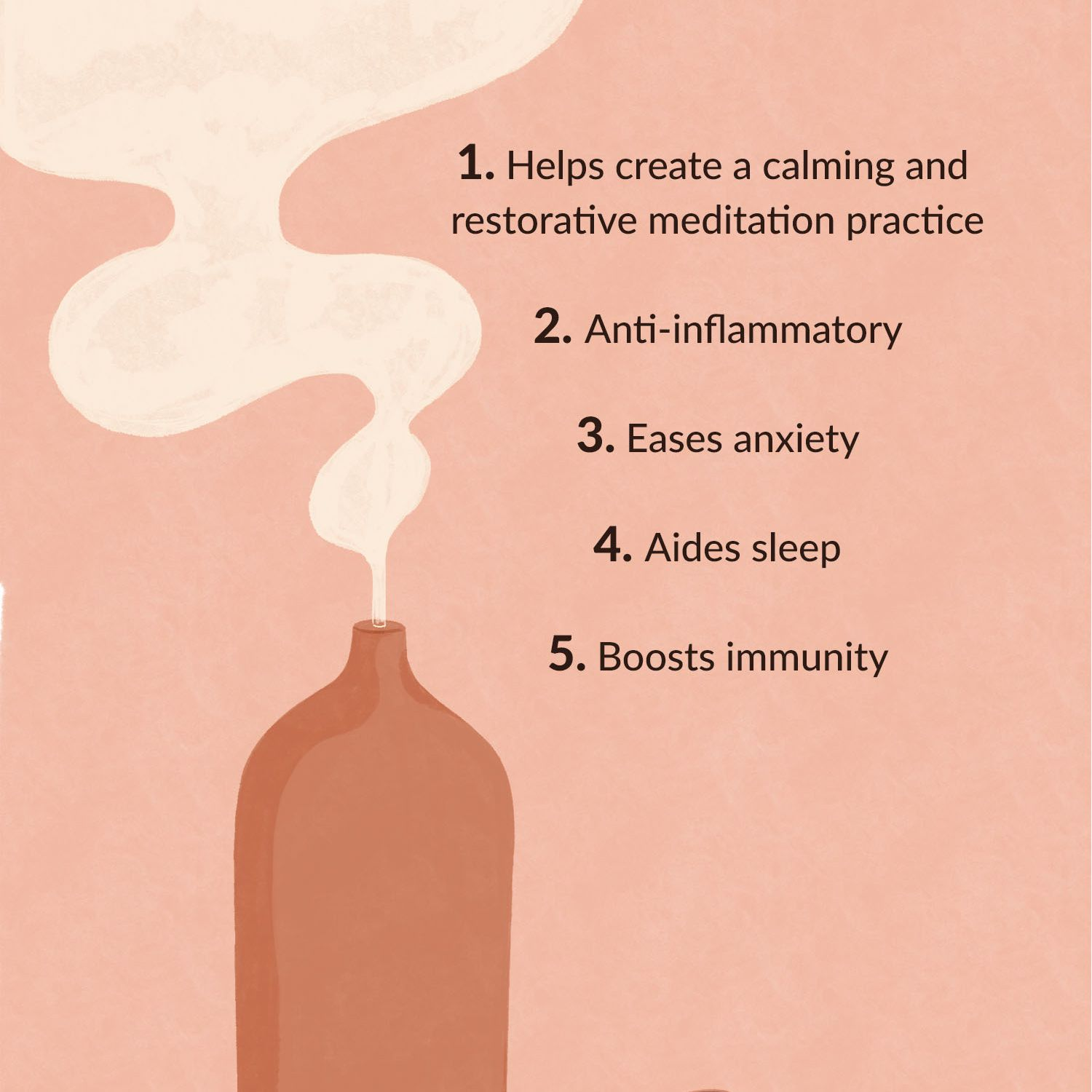 These Are The 5 Best Uses For Frankincense Oil