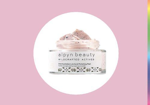 alpyn beauty polising peel