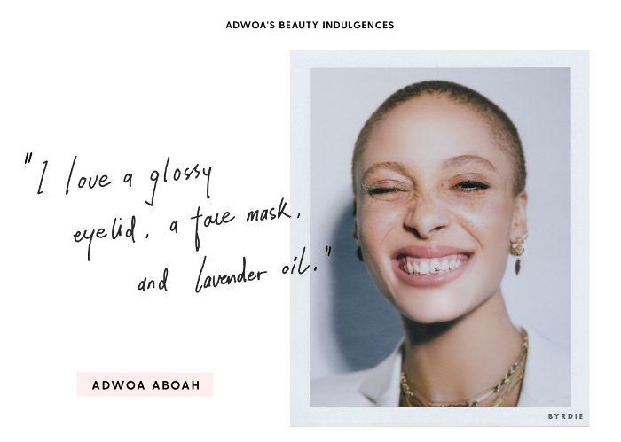 Adwoa Aboah life advice