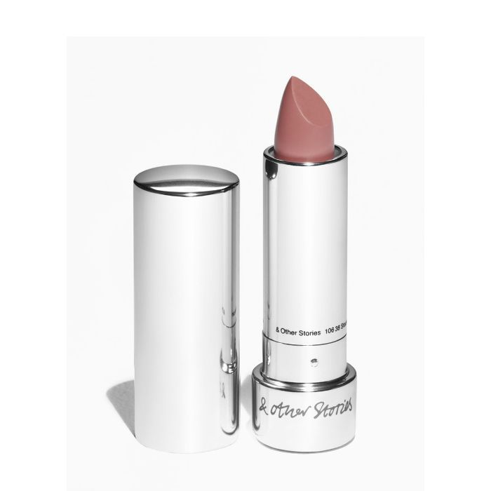 & Other Stories Lipstick in Nubby Sand