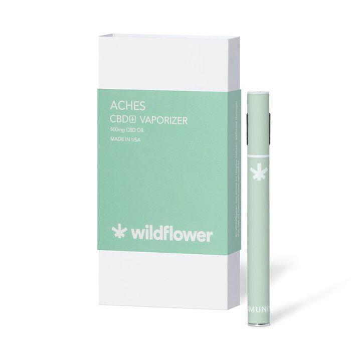 Wildflower Aches CBD Vaporizer