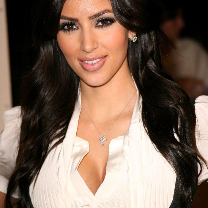 Kim Kardashian Makeup Looks, 2007
