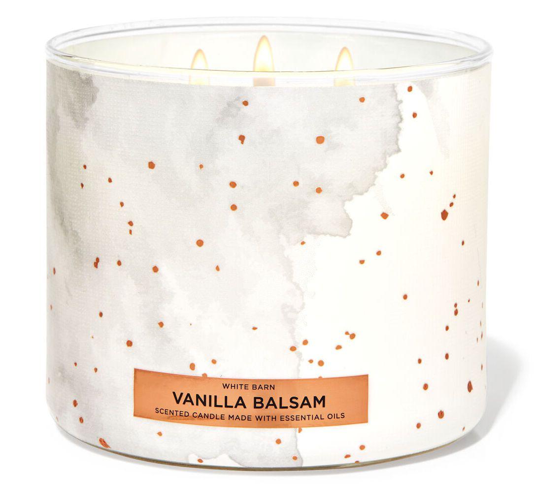 Vanilla Balsam