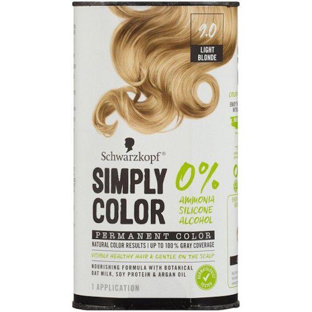 Schwarzkopf Simply Color Permanent Hair Color