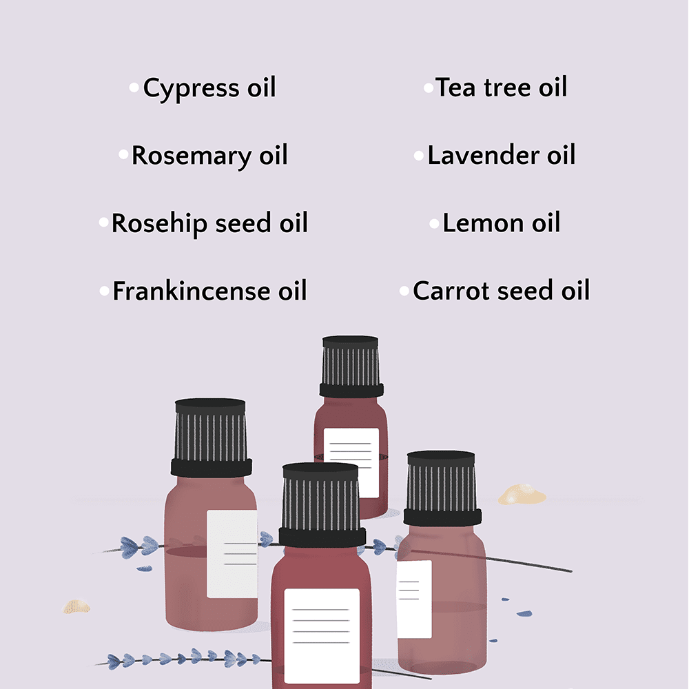 best oil for pimples