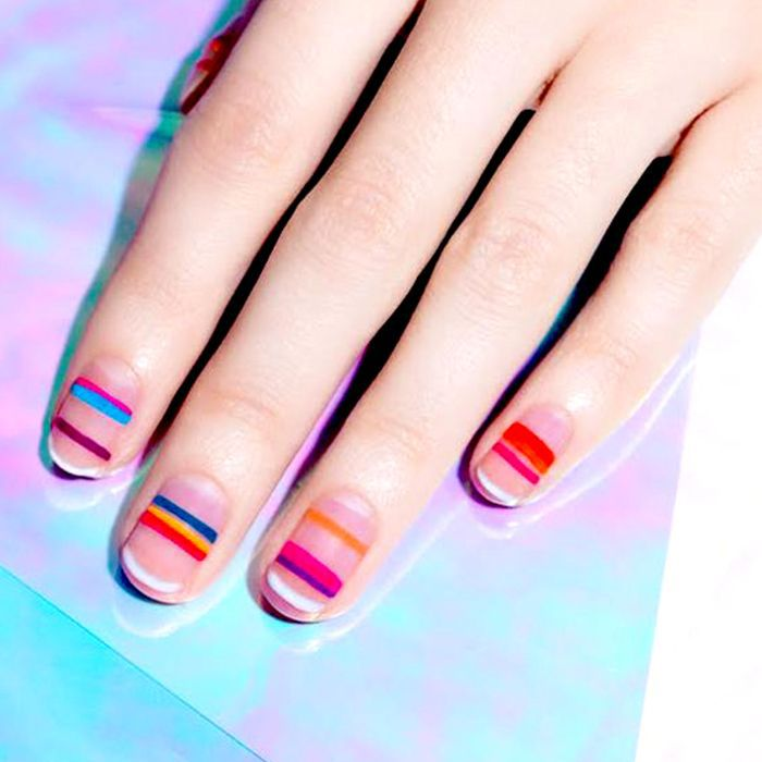 Simple Nail Art, According to Your Horoscope