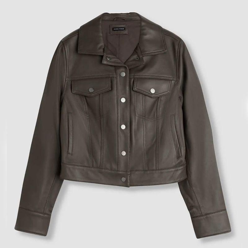 Parker Leather Jacket