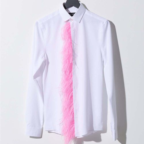 Feather Shirt ($89)