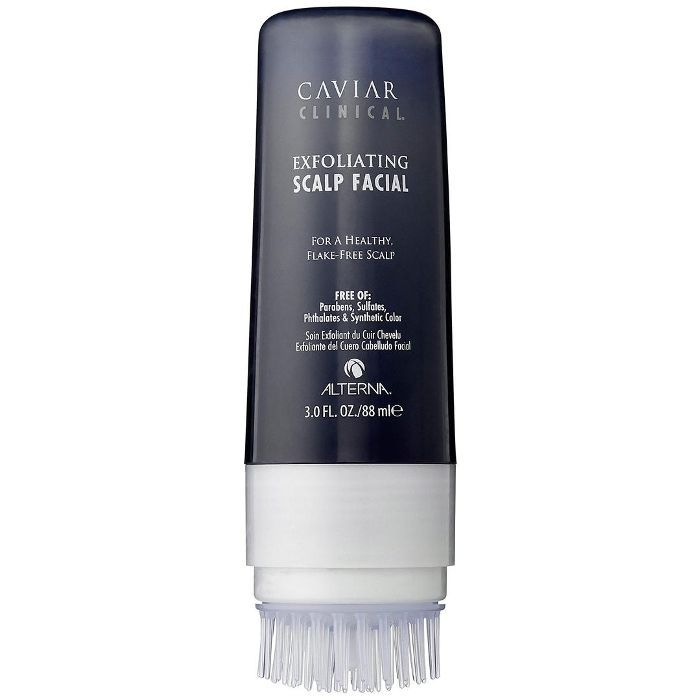 Caviar Clinical Exfoliating Scalp Facial