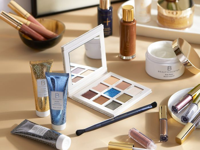 Clean Holiday Beauty Products