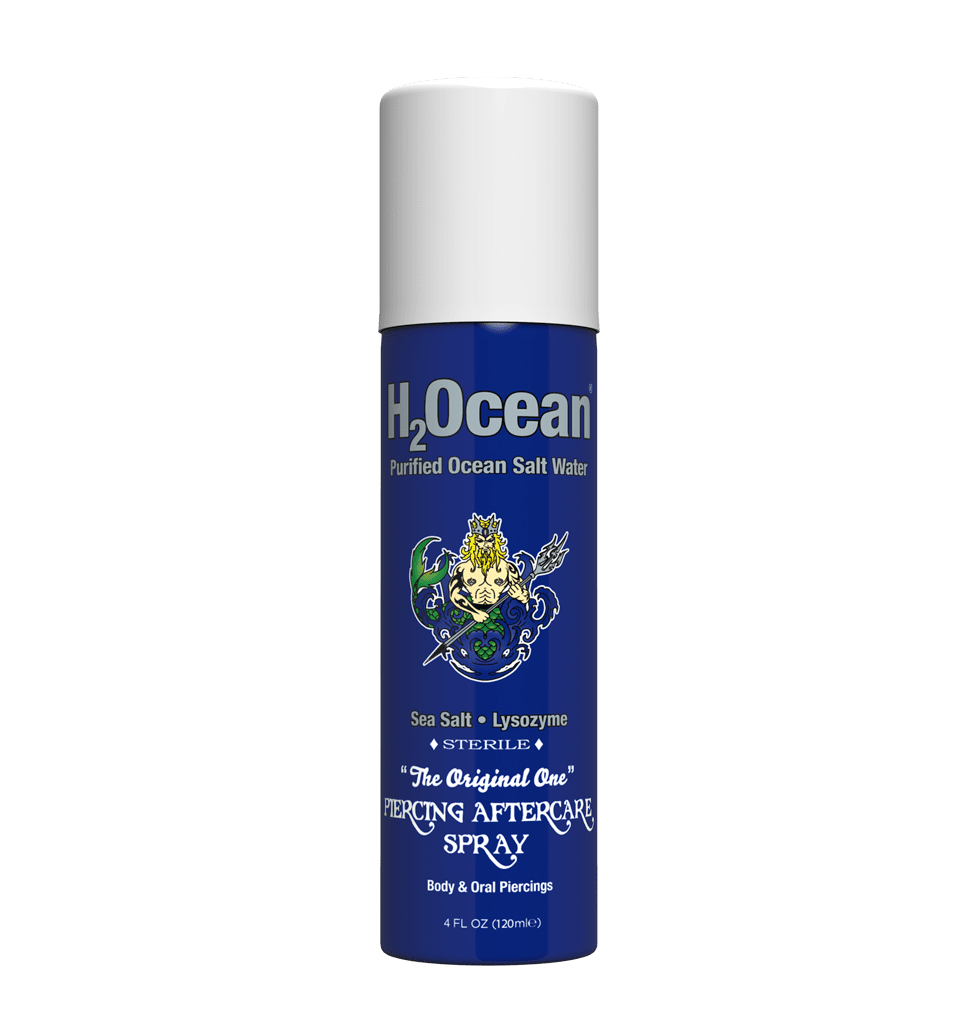 H2Ocean Piercing Aftercare Spray