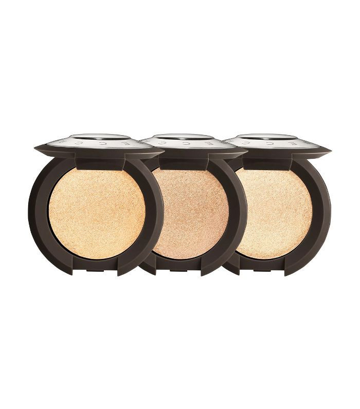 Becca Cosmetics Golden Glow Trio