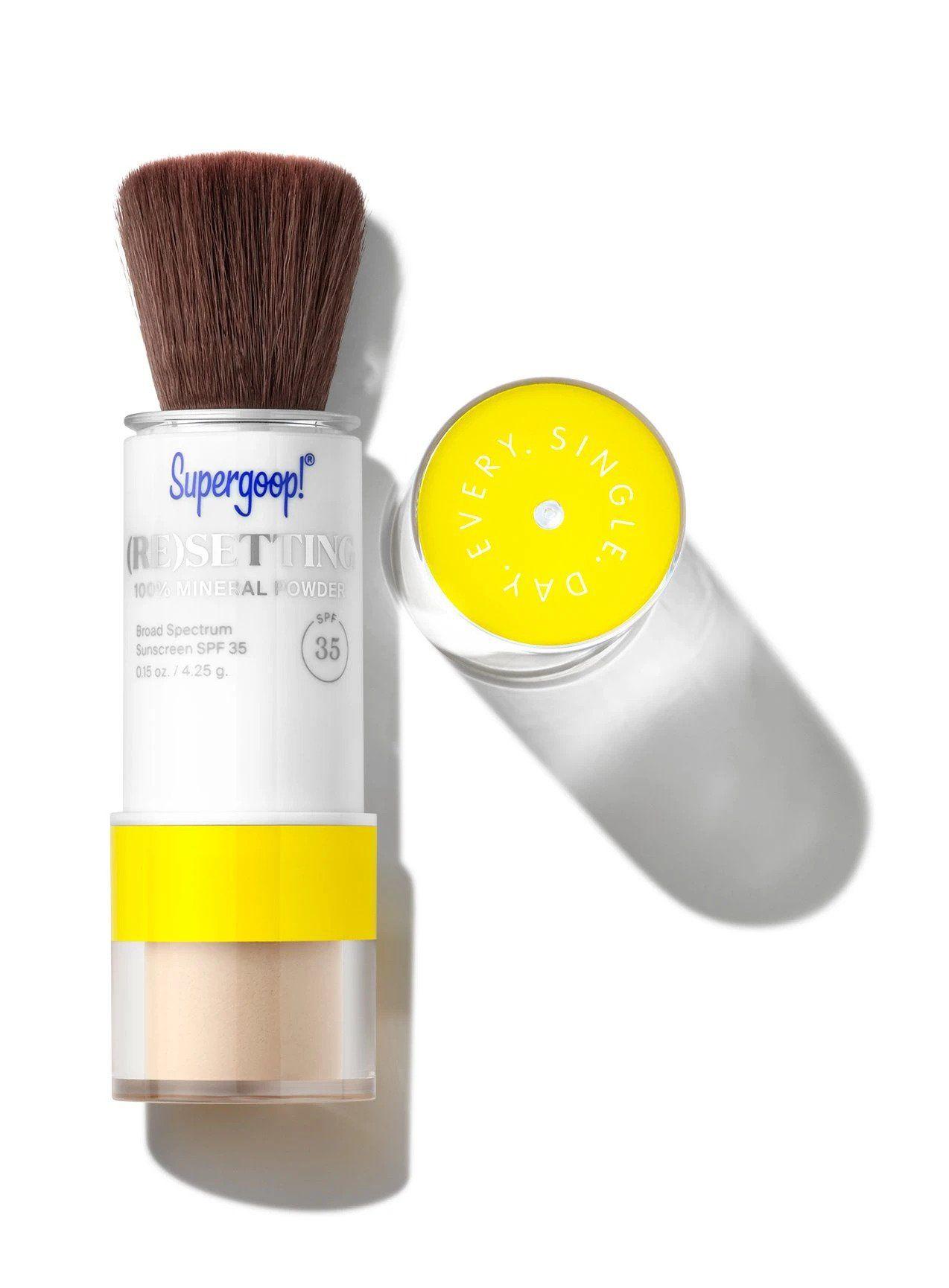 Supergoop Re(setting) SPF powder