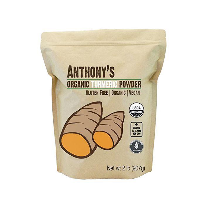 Anthony's Organic Turmeric Root Powder