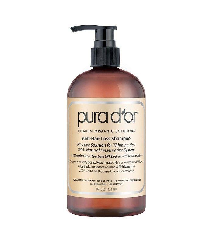 Anti-Hair Loss Shampoo (Gold Label)